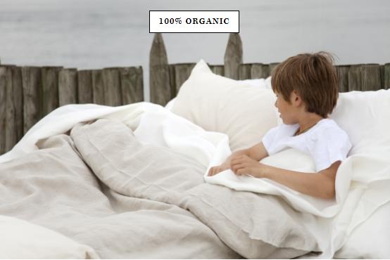 LIBECO Heritage linen bedding