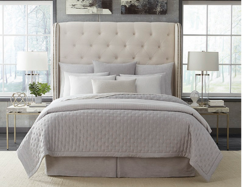 HOME TREASURES St Moritz bed linens