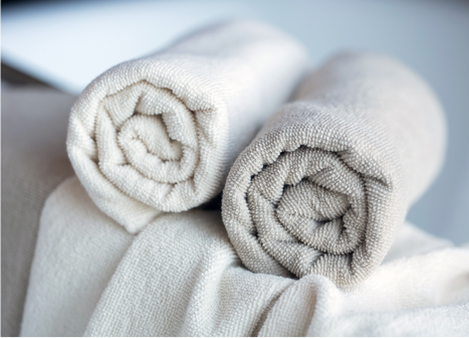 ABYSS Spa towels