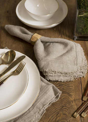 LINEN WAY Granada napkins
