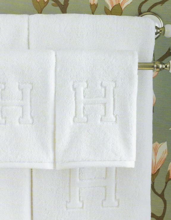 MATOUK Auberge towels