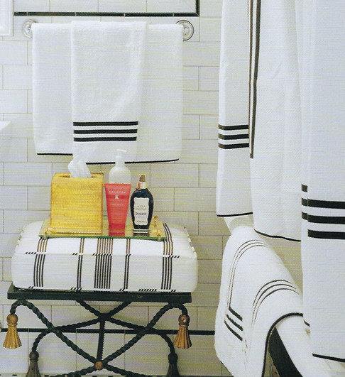 MATOUK Newport towels