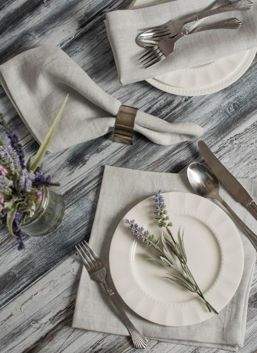 LINEN WAY Lina napkins