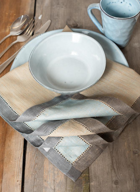 LINEN WAY Versailles napkins