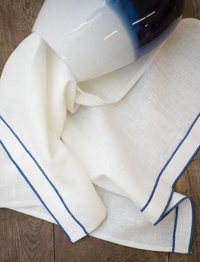 LINEN WAY Leonardo tea towel