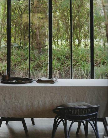 LIBECO Napoli Vintage table & fabric .jp