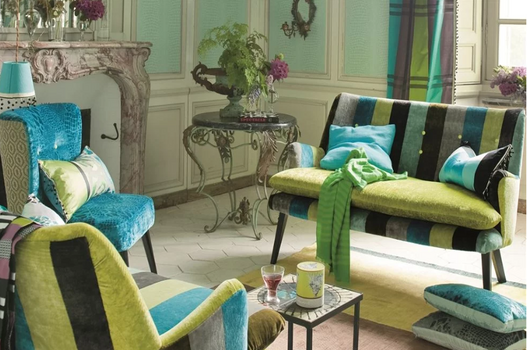 DESIGNERS GUILD assorted cushions