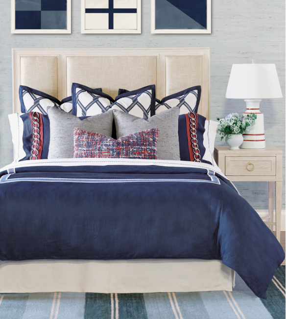 EASTERN ACCENTS Newport bed linens