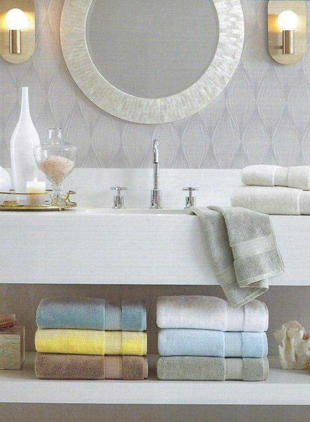 SFERRA Amira towels