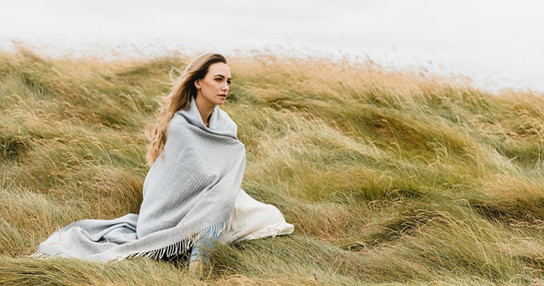 SIMPLY BIRCH Irish throws
