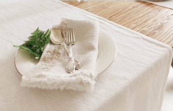 LINEN WAY Barra table linens