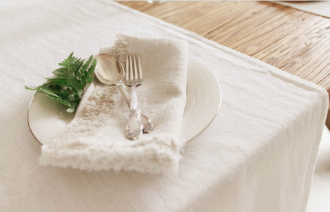 LINEN WAY Barra table linens