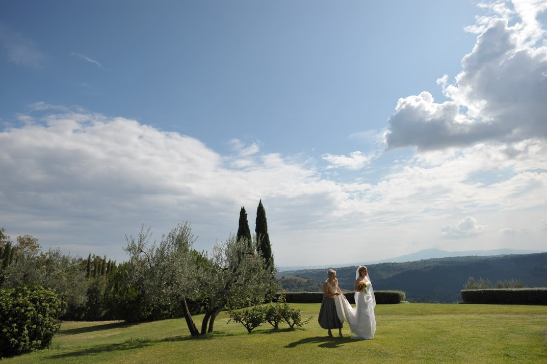 wedding in Umbria