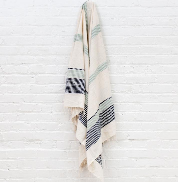 CREATIVE WOMEN Camden cotton bath towel