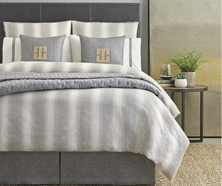 HOME TREASURES Mallorca bed linens