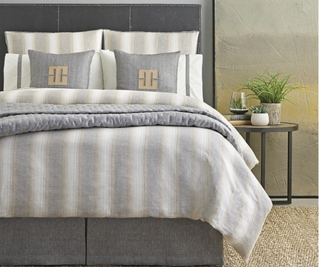 HOME TREASURES Mallorca bed linens