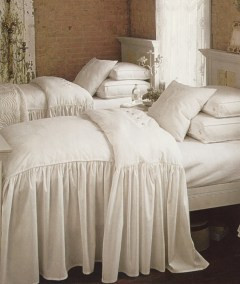 LEGACY HOME Bianca bed linens