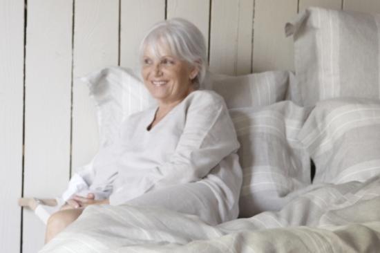 LIBECO Sisco bed linens