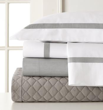 LEGACY HOME Desmond bed linens