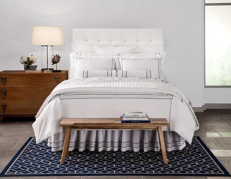 HOME TREASURES Triad bed linens