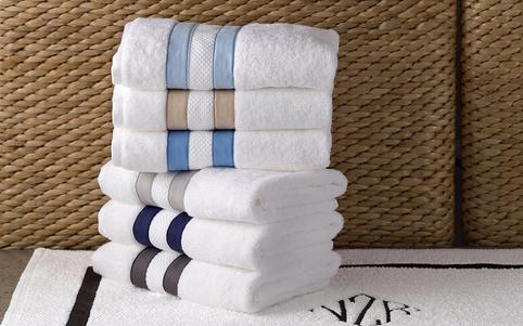 MATOUK Marlowe towels
