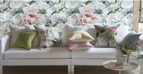 DESIGNERS GUILD accent cushions