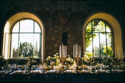 Wedding in Tuscan Castle