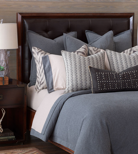 EASTERN ACCENTS Landon Gravel bed linens