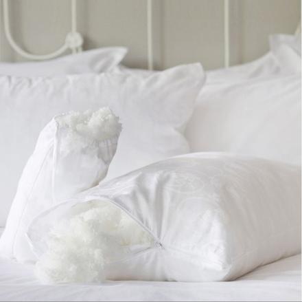 ST GENEVE Altro customizable down alternative pillows