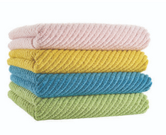 ABYSS SuperTwill towels