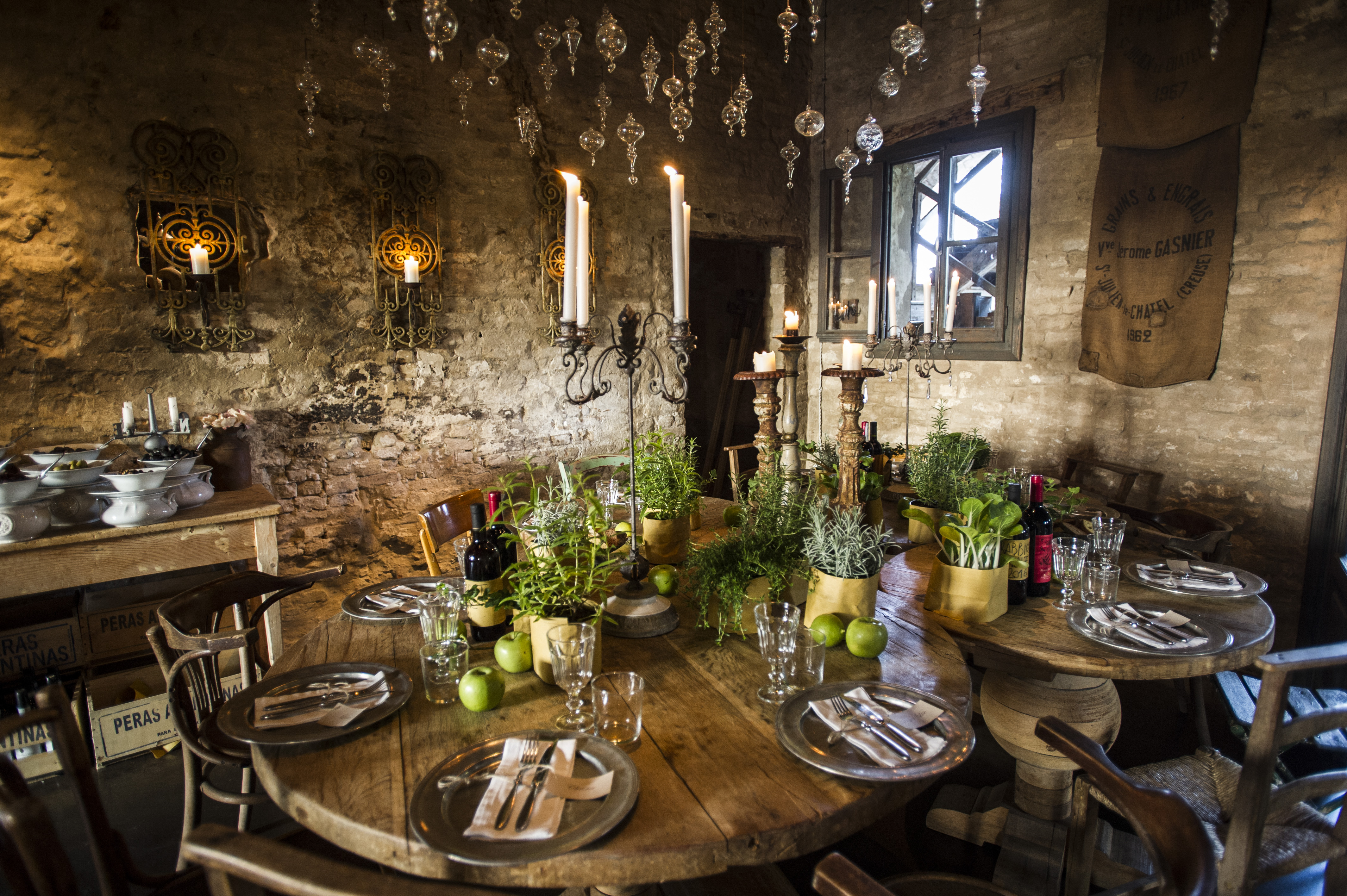 Rustic wedding location Italy