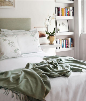 GAYLE WARWICK Night Jasmine bed linens