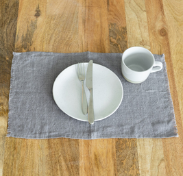 CREATIVE WOMEN stone washed placemat