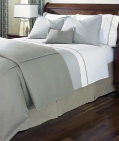 LEGACY HOME Jefferson linen bed linens