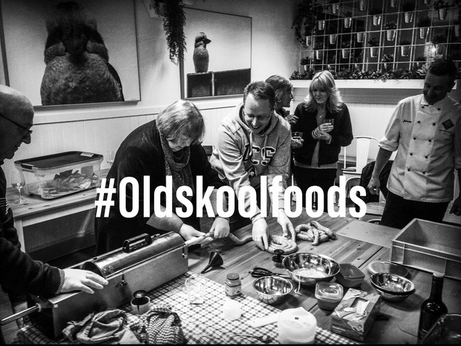 Old Skool Foods