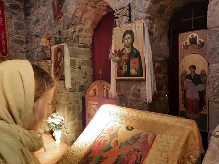 The Week of the Myrrh-bearing Women