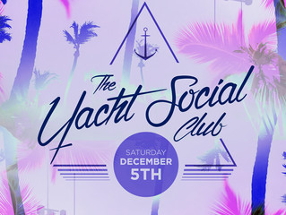 The Yacht Social Club 005 - Final date of 2015 announced!