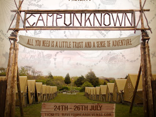 Have You Heard Presents... CAMP UNKNOWN