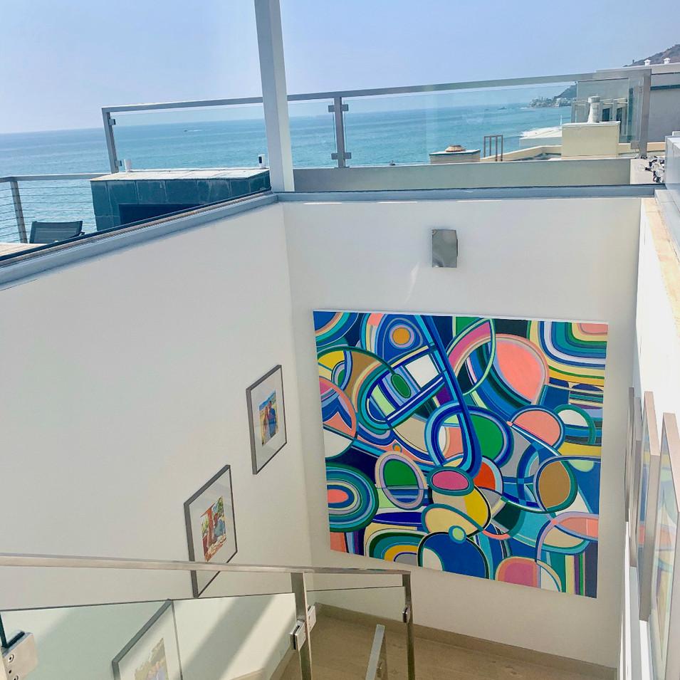 Malibu Bright Installed