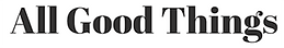 All Good Things logo