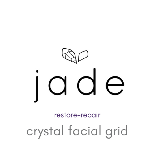 restore+repair Crystal Facial Grid