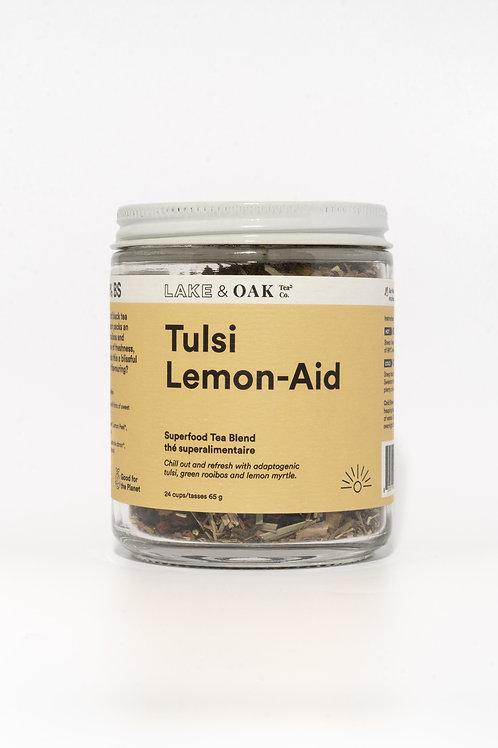Lake & Oak Tulsi Lemon-Aid