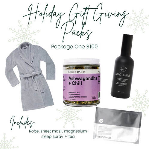 Holiday Gift Package One