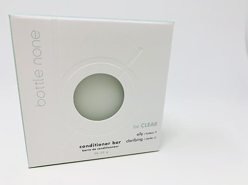bottle none be CLEAR Conditioner Bar