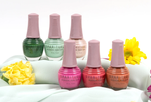 Jump Into Pedicure Season With 6 New Shades From SPARITUAL!
