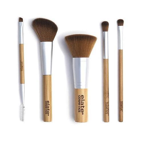 Elate Vegan Brush Set