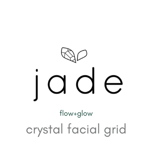 flow+glow Crystal Facial Grid