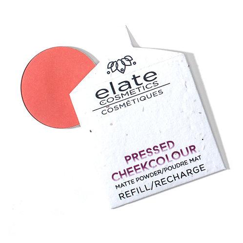 Elate Pressed Cheek Colour Refill Fever
