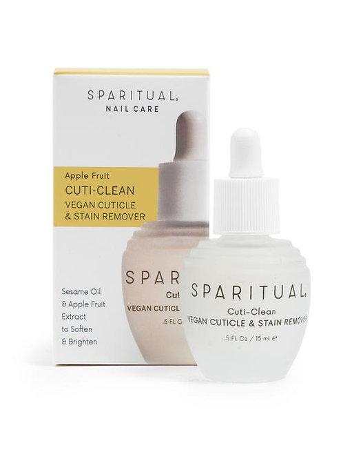 SPARITUAL Cuti-Clean Vegan Cuticle & Stain Remover