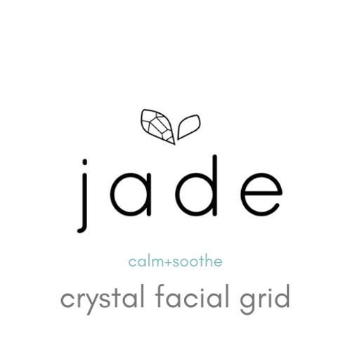calm+soothe Crystal Facial Grid